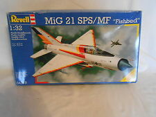 Revell 1:32 MIG 21 SPS/MF Fishbed Model Kit 04719