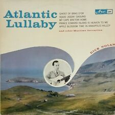 Dick Nolan - Atlantic Lullaby  RARE OOP ORIG 1962 Canadian Vinyl LP (Near Mint!)