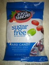 SUGAR FREE JOLLY RANCHER 3.6 OZ BAG (102 G) ASSORTED HARD CANDY -