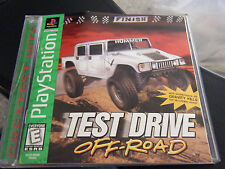 Test Drive Off-Road PS1 DISC ONLY