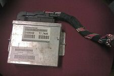 ECU T7 7A05 Electronic Control Unit Saab 9-5 - Pt No 5168943