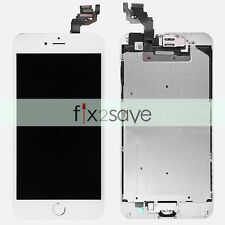 White LCD Touch Screen Digitizer Display Assembly Replacement iPhone 6 Plus 5.5""