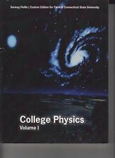 College Physics Volume 1 Custom Ed for Central Connecticut State University E177