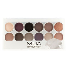 MUA Make Up 12 Shade Eyeshadow Palette Romantic Efflorescence Naked