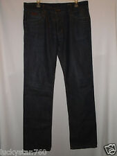 DOLCE & GABBANA  MENS MAGIC LOW BUTTON FLY JEANS SIZE 36/36