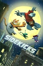 SIDEKICKS color comics (2011) Scholastic TPB 1st