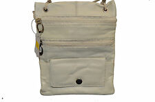 PASSPORT MONEY TRAVEL NECK POUCH NEW BEIGE VERY SAFE