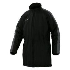Nike Men's Team Jacket, Black/Grey, Size: Small
