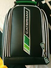 Caterham F1 Team Formula 1 Carry Bag, Camera Bag, Shoe Bag, Cool Bag Xmas Gift