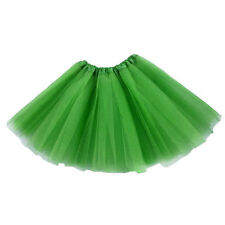 Baby Kids Girl Fancy Dress Party Petticoat Ballet Princess Tutu Skirt Pettiskirt