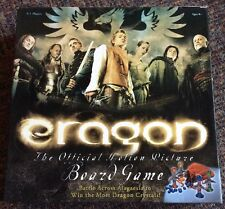 ERAGON The Official Motion Picture Board Game Complete VGC Free UK P&P