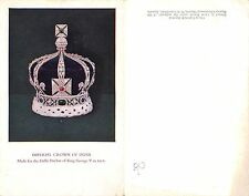 England - Imperial Crown of India made for Delhi Durbar King George V (A-L 020)