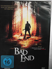 Bad End - BLUTBAD - Uncut - Ausflug in die Idylle, Intrige Horror Thriller Slash