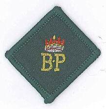 SCOUTS OF AUSTRALIA - ROVER SCOUT - BADEN POWELL (BP) Highest Rank Award Patch