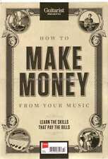 Guitarist magazine How to Make Money From Your Music The Skills That Pay Bills