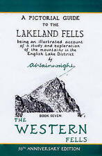 Western Fells: Pictorial Guides to the Lakeland Fells by A. Wainwright