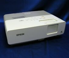 Epson 3LCD Projector Powerlite 83+ EMP-83H Theater No Remote