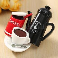 Souvenir 3D Fridge Magnet Food Kitchen Coffee Bottle Cup Set Resin Gift Craft
