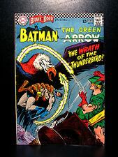 COMICS: DC: Brave and the Bold #71 (1967), Batman/Green Arrow - RARE (flash)