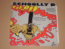 SCHOOLLY D -Smoke Some Kill (Extended Mix)- 12""