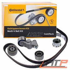CONTITECH TIMING CAM BELT KIT FITS SUBARU FORESTER SF SG 98- 2.0