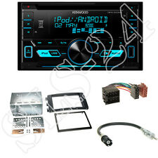 KENWOOD dpx-5000bt CD/USB Radio + Smart Fortwo/Four (c451/w454) + Mascherina ISO Set