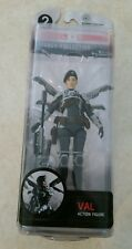 """Evolve Legacy Collection Val 6"""" Action Figure MOC New"""