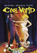 Cool World * NEW DVD * Brad Pitt Kim Basinger