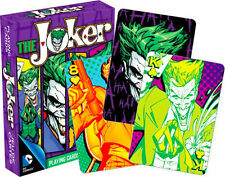 DC The Joker Playing Cards Deck New