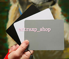 3 in 1 Pocket-Size Digital White Black Grey Balance Cards 18% Gray Card Quality