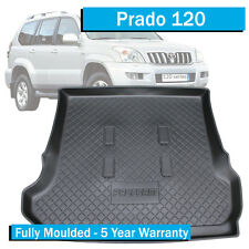 TO FIT: Toyota Prado 120 Series (2003-2009) - Boot Liner / Cargo Mat