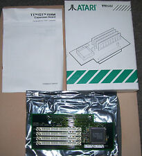 NEW BOXED Atari TT 030 FAST RAM computer PCB unpopulated C302190-001 4mb or 16mb
