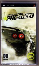 PSP Need For Speed Prostreet ( 2008 ) UK Pal, Brand New & Sony Factory Sealed