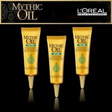 3 TUBES  L'OREAL MYTHIC OIL BAR SCALP  CLARIFYING PRE-SHAMPOO CONCENTRATE  0.4oz
