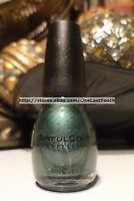 SINFULLY MAGNETIC Nail Polish #1154 FORCE FIELD No Magnet SINFUL COLORS Enamel