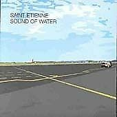 SAINT ETIENNE [ CD 2000 ] SOUND OF WATER - EXCELLENT CONDITION