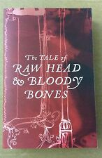 Tale Of Raw Head And Bloody Bones - Jack Wolf *Signed,Lined & Dated* Proof Copy