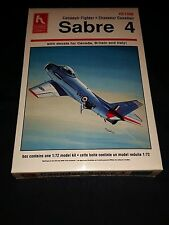 Hobby Craft Model Kit - Sabre 4 - Canadair Fighter - HC1380 1:72 - Unopened