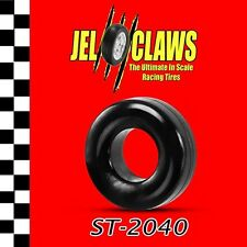 ST 2040 1/64 HO Scale Slot Car Tire for Aurora Dune Buggy Front & Rear, Aurora