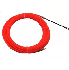 50 ft Nylon Fish Tape Electrical Cable Puller ELECTRICIAN Exchangeable Search