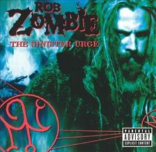 The Sinister Urge [PA] by Rob Zombie (CD, Nov-2001, Universal Distribution)