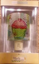 """Midwest CBK Lights In The Night """"I Love Cupcakes""""by Christy Tomlinson Nightlight"""