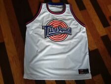 Michael Jordan Space Jam basketball jersey XL New w/o tags appliquéd jersey