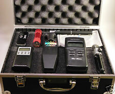 Ghost Hunt Kit - Spirit Box - Laser Pen - MEL & K2 EMF Meter - Recorder - Case +