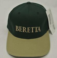 BERETTA CAP / HAT Green & Khaki ONE SIZE - Sporting Clay Skeet Trap Hunting NWT