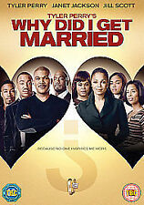 Tyler Perry's Why Did I Get Married? [DVD] Film & TV