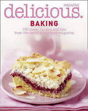 DELICIOUS MAGAZINE BAKING COOKBOOK by HarperCollins Publishers (Paperback, 2009)