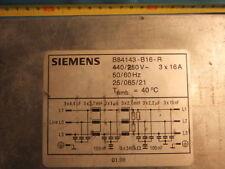 SIEMENS  B84143-B16-R