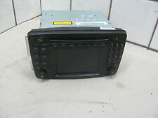 Autoradio CD Navi Comand 2.0  / Mercedes Benz /  W203 S203 203CL   A2038209689