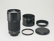 CONTAX Carl Zeiss T* Sonnar 180mm f/2.8 MMJ Lens with Hood